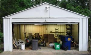 städa garaget i 6 enkla steg
